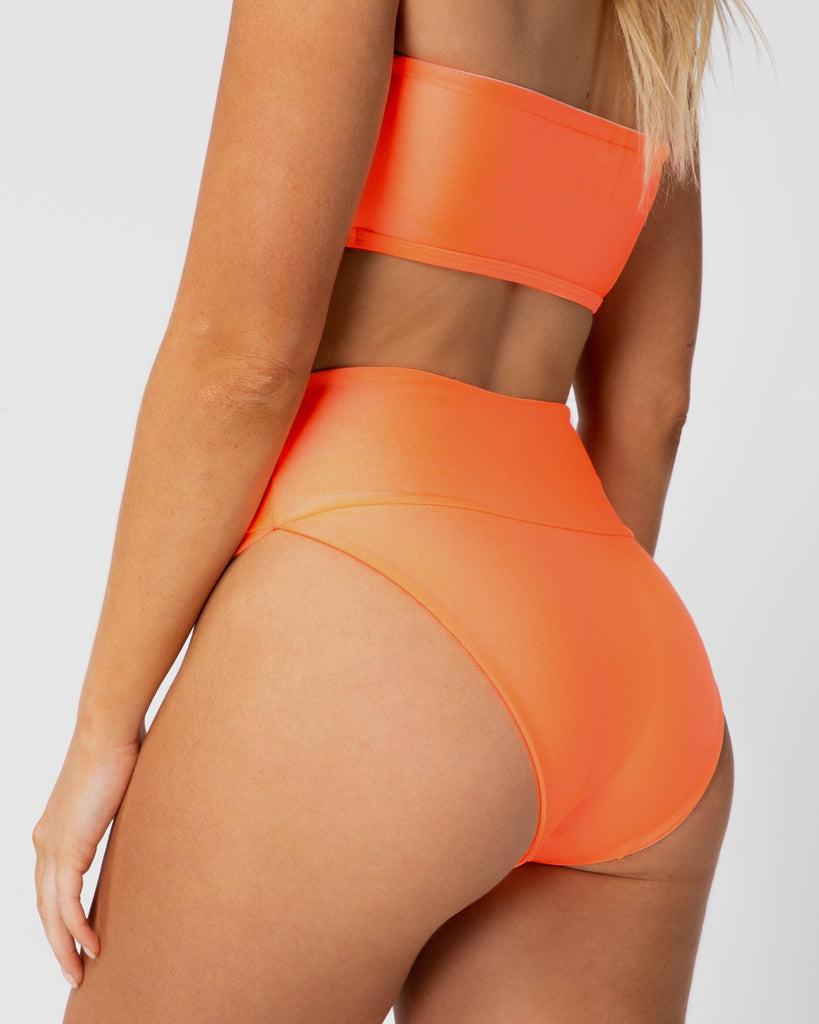 Jamaica - Orange High Brief