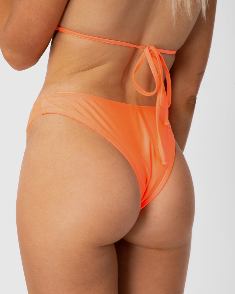Colombia - Orange Cheeky Bottoms