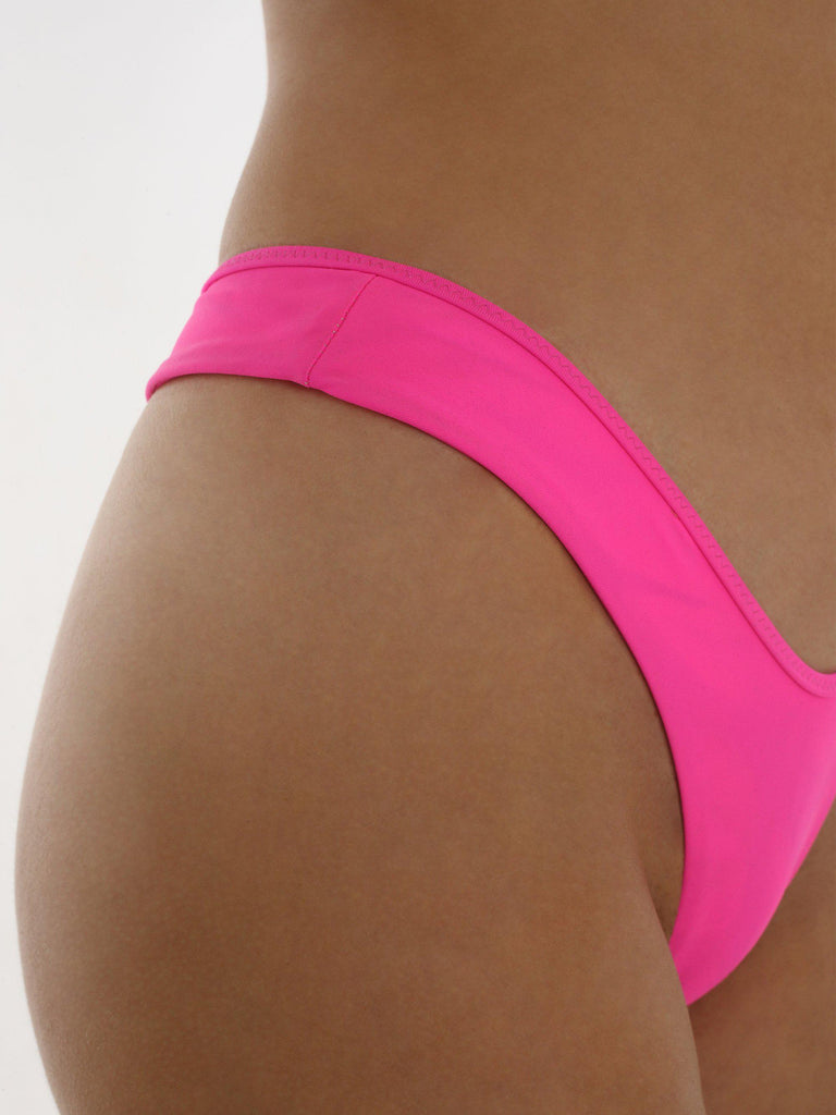 CORA SWIM BOTTOMS rosa intense