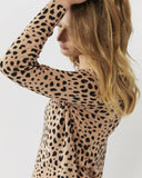 Once A Cheetah Sweater