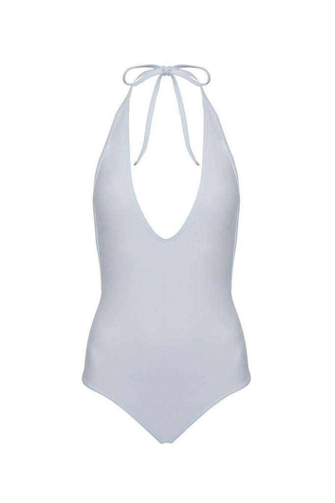 PLAYA ONE PIECE SWIMSUIT white