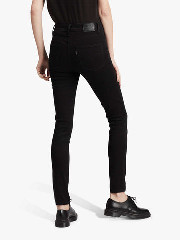 LEVIS 721™ HIGH RISE SKINNY JEANS - BLACK
