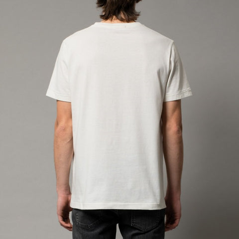 Nudie Roy One Pocket Tee Offwhite