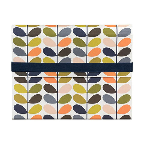 Orla Kiely A4 Expandable Folder
