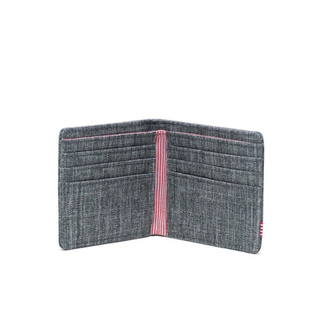 Herschel Roy Wallet Grey