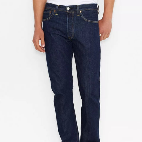 501® LEVI'S® ORIGINAL FIT JEANS ONE WASH