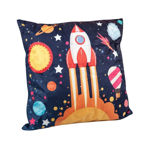 Temerity Jones Light-Up LED Rocket Cushion