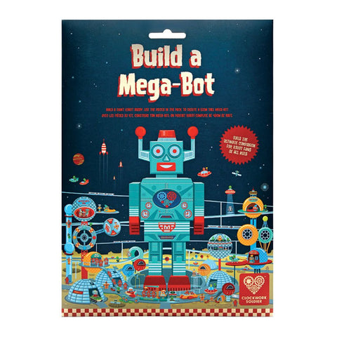Build-A-Megabot by Clockwork Soldier