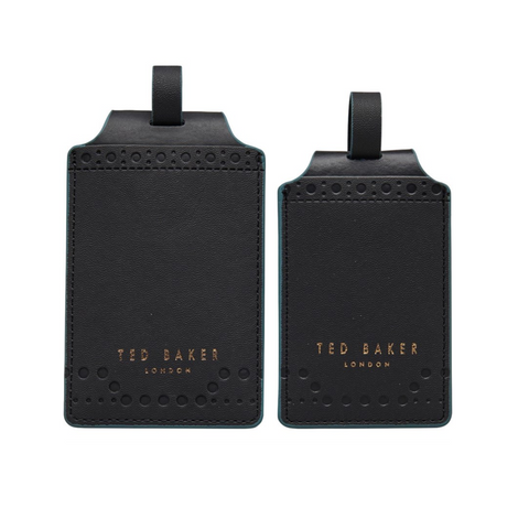 Ted Baker Luggage Tags - Brogue Monkian