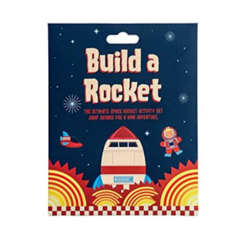 Clockwork Soldier Build-A-Rocket Activity Set