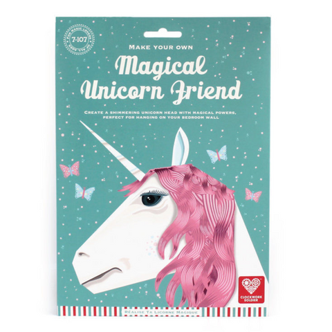 Clockwork Soldier Magical Unicorn Friend Activity Set