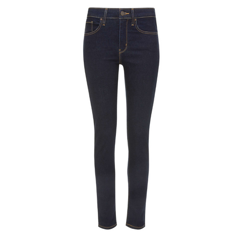 LEVIS 721™ HIGH RISE SKINNY JEANS - DARK WASH