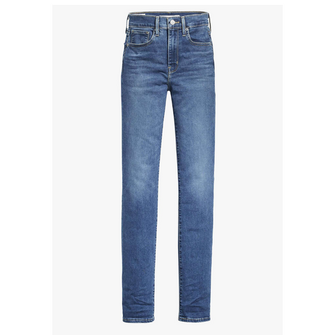LEVIS 724™ HIGH RISE STRAIGHT JEANS - MID WASH