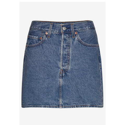 LEVIS RIBCAGE SKIRT