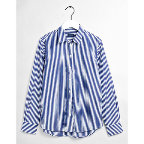 GANT Striped Broadcloth Shirt