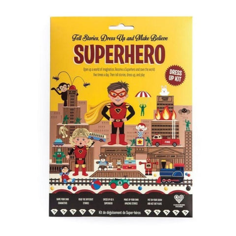 Clockwork Soldier Superhero Storytime Dress Up Activity Set