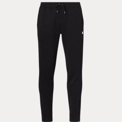 Polo Ralph Lauren Double-knitted Jogger Black