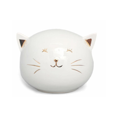 Temerity Jones Ceramic Cat Money Box