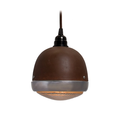 London Ornaments Vespa Ceiling Light (Rust)