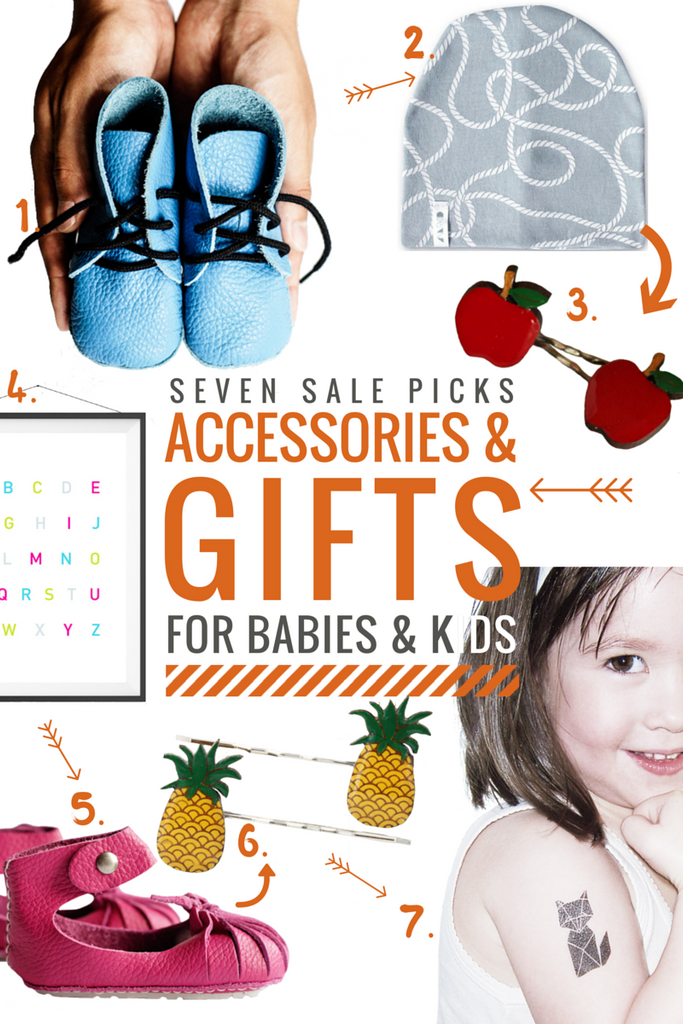 Seven sale picks | Accessories and gifts for babies and kids | Small to TALL