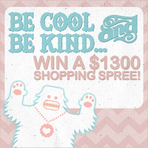 Be Cool, Be Kind: Donate to Backpacks 4 Aussie Kids fundrazr in November and go into the draw to win a $1300 shopping spree