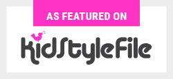 Featured on KidStyleFile