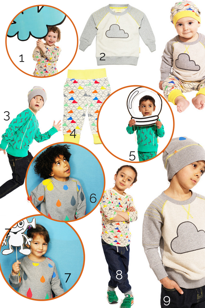 Rainy days fun by UK label Boys&Girls at Small to TALL