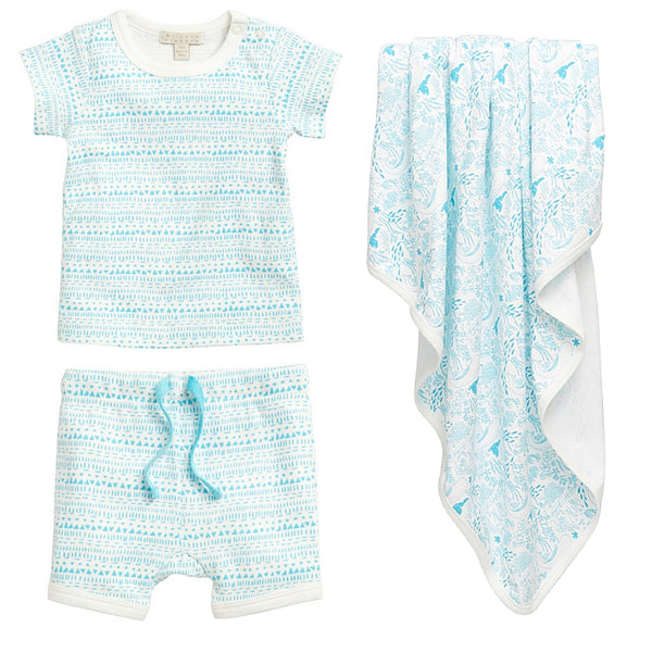 #babyblues outfit inspiration from Wilson & Frenchy at Small to TALL