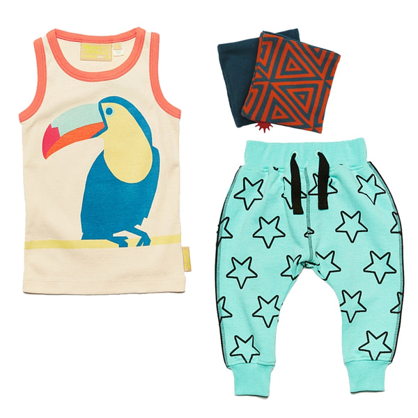 #youcantoucan outfit inspiration from Boys&Girls and redurchin at Small to TALL