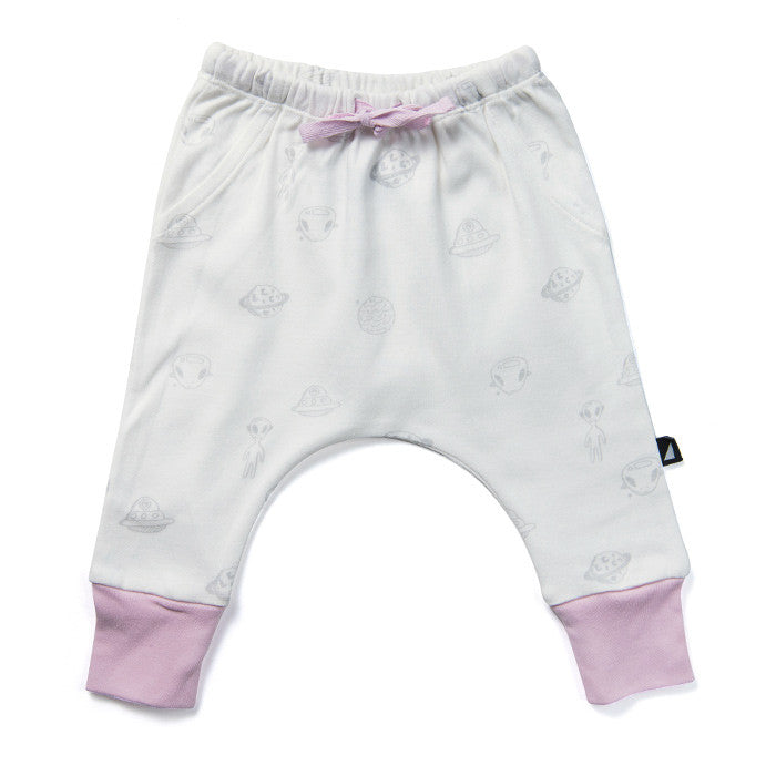Anarkid Organic Alien Baby Baggies in Pink available at Small to TALL
