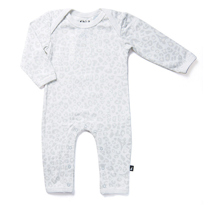 The Space Leopard Romper by Anarkid Organic available at Small to TALL