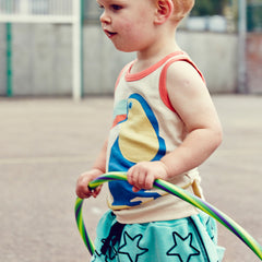 The retro big toucan vest by Boys&Girls at Small to TALL
