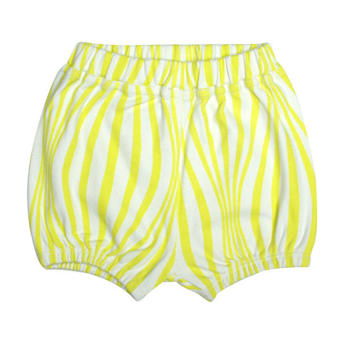 Ballon Bloomers in Lime Stripe
