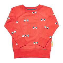 The standout Eyes Crew by London label Boys&Girls at Small to TALL