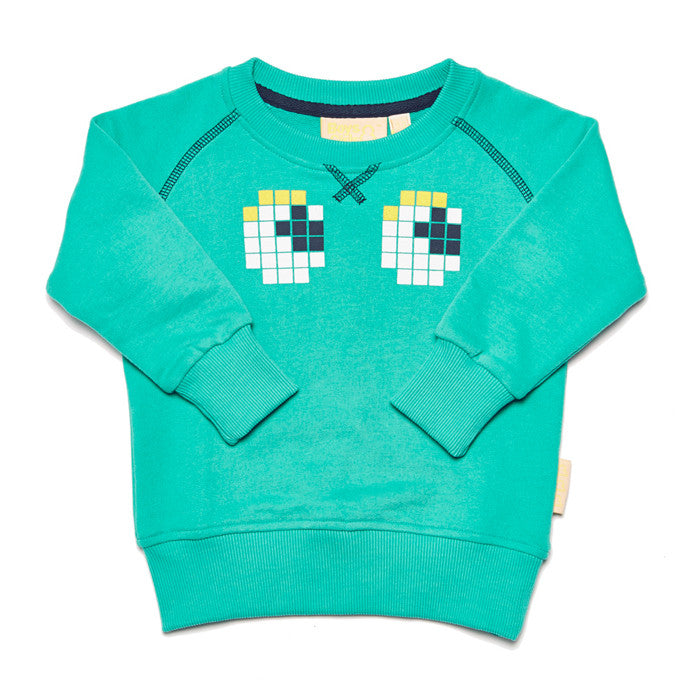Boys&Girls Peepers Crew available at Small to TALL