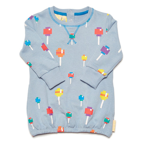 Boys&Girls Lollipops Baby Bubble Dress