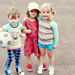 The SS15 collection by London label Boys&Girls at Small to TALL