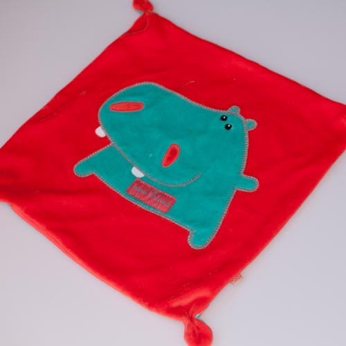 Super soft and cosy Hippo Comforter at Small to TALL