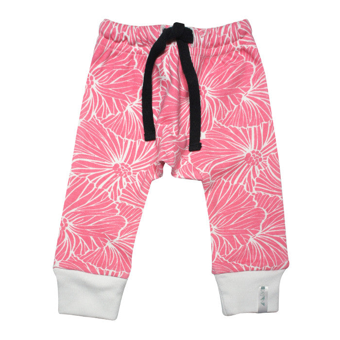 The Swallow Leggings in Pink from Anarkid Organic's SS15 collection at Small to TALL