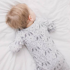 The adorable dream catcher romper by Joeyjellybean at Small to TALL