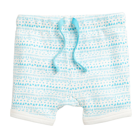 Wilson & Frenchy Little Ink Dot Baby Shorts