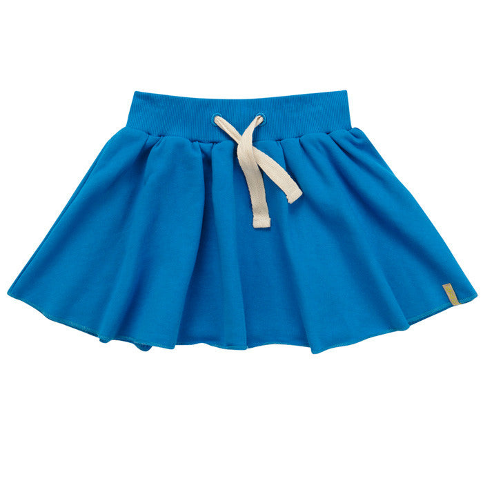 Blue A Line Skirt from London kids' clothing label Boys&Girls at Small to TALL