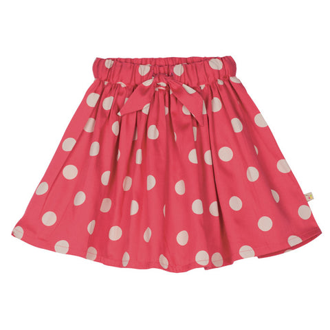 Ladybird Pop Spot Tilly Skirt