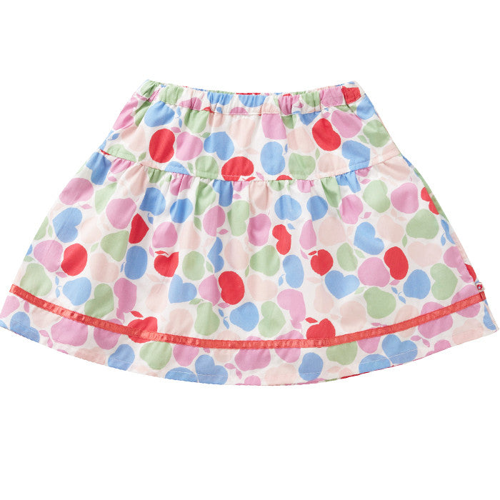 The Poppy Twirl Skirt by UK kids' label Piccalilly at Small to TALL