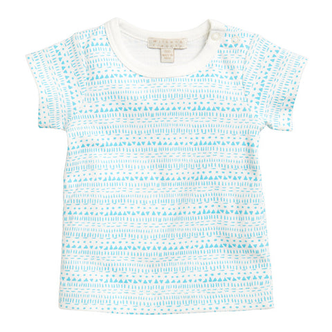 Wilson & Frenchy Little Ink Dot Baby Tee