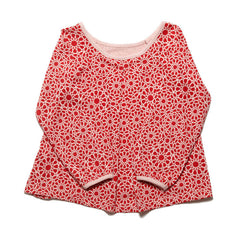 Moro Long Sleeve Top by London kids' label redurchin at Small to TALL