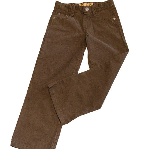 Brown Cargo Trousers at Small to TALL
