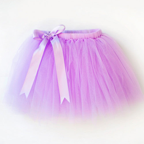 Lilac Tutu Skirt by Gingersnaps Kidz at Small to TALL