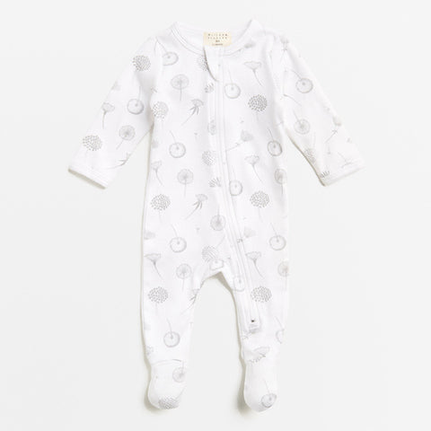 Wilson & Frenchy Oh So Dandy Zip Romper