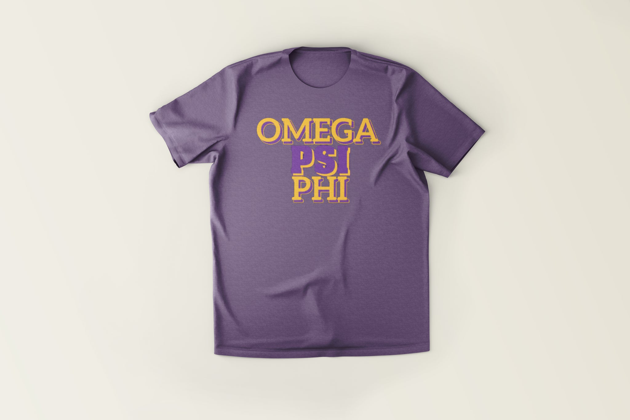OPP Name Block Tee